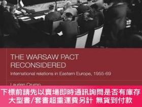 二手書博民逛書店The罕見Warsaw Pact ReconsideredY255174 Laurien Crump Rout
