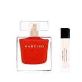 【Narciso】炙熱情蜜香水90ml+品牌香水10ml