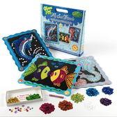 [楷樂國際] 拼貼藝術-我的海洋朋友 Glam Art - My Sea Friends #Fubulous Wubulous 兒童 益智遊戲 亮片 手工藝