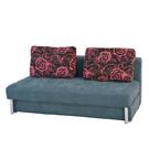【采桔家居】皮亞斯 時尚絲絨布機能沙發/沙發床(開合式機能設計)