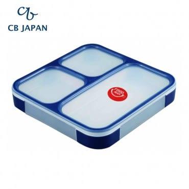 CB Japan 巴黎系列纖細餐盒800ml-海軍藍