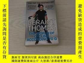 二手書博民逛書店the罕見world of cycling according to gY20850 GERAINT THOM