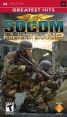 PSP SOCOM U.S. Navy Seals Fireteam Bravo 2 美國海豹特遣隊 Bravo火力小組 2(美版代購)