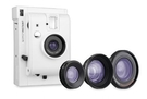 [ 全店紅 ] Lomography Lomo s Instant 白色 黑色 拍立得 相機 鏡頭組