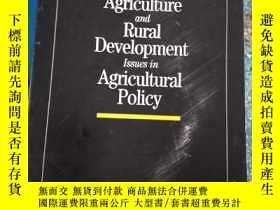 二手書博民逛書店Integration罕見of Sustainable Agri