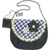 【波克貓哈日網】♥Anna Sui ♥  ◇鐵鍊手拿包◇《附隨身鏡》宴會包化妝包~~安娜蘇萬用包