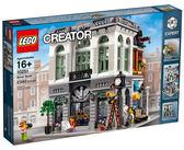 樂高Lego 【10251 Brick Bank 磚塊銀行】