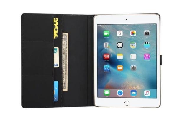 復古皮套 蘋果 iPad Air Air2 平板皮套 iPad Pro 9.7 防摔 支架 插卡 休眠喚醒 磁釦 錢包皮套 簡約皮套