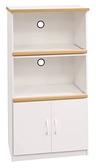 【環保傢俱】塑鋼電器櫃 置物櫃 整台可水洗 295-01