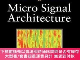 二手書博民逛書店Embedded罕見Signal Processing With The Micro Signal Archite
