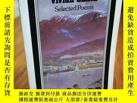 二手書博民逛書店Selected罕見Poems (A&R modern poet
