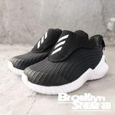 Adidas Fortarun Ac I 小童 黑白 黏帶 運動  魔鬼氈 童鞋 (布魯克林) 2018/8月 AH2637