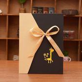 相簿 絲帶diy相冊手工韓國寶寶成長情侶紀念冊影集 LQ5807『夢幻家居』
