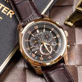 【限時68折!】CITIZEN 陽剛俐落3眼計時光動能腕錶 BL5542-07E 熱賣中! 5年保固