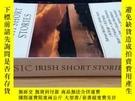 二手書博民逛書店IRISH罕見SHORT STORIESY20113 看圖 看圖