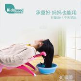 抖音兒童洗頭躺椅凳寶寶洗頭床洗發躺椅神器小孩可摺疊坐躺加大號HM 時尚芭莎