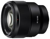【震博】Sony FE 85mm F1.8 大光圈人像鏡頭 (台灣索尼公司貨);送 UV鏡