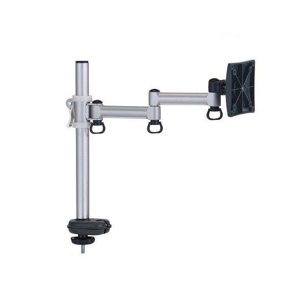 FOGIM 穿桌懸臂式液晶螢幕支架(單螢幕)(終身保固)-TKLA-5082C4-SA