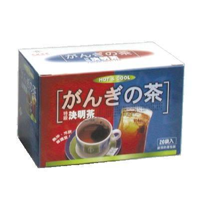 永發茗茶 特級決明子茶-20入【富山】