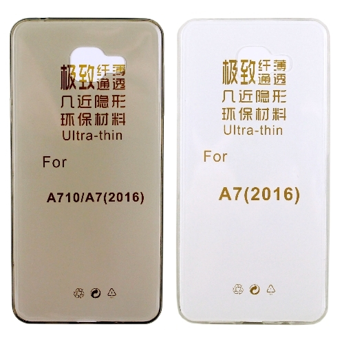 【KooPin力宏】Samsung Galaxy A7 (2016) / A710X 極薄隱形保護套/清水套