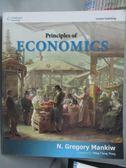 【書寶二手書T7/大學商學_ZHR】Principles of Economics_Mankiw
