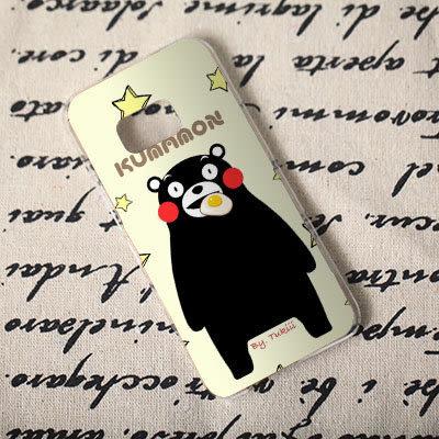 [機殼喵喵] Samsung Galaxy Note 7 5 4 3 2 1 手機殼 外殼 客製化 水印工藝 308 九州熊 熊本熊