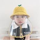 嬰兒帽子春天防護帽女寶寶防飛沫盆帽薄兒童漁夫帽夏季太陽帽男童 小山好物