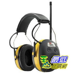 [美國直購] 3M TEKK WorkTunes Hearing Protector, 收音機專用/聽力保護/mp3 頭戴式耳罩