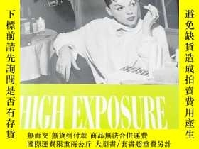 二手書博民逛書店Amanda罕見Parsons High Exposure: H