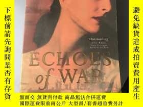 二手書博民逛書店echoes罕見of warY218789