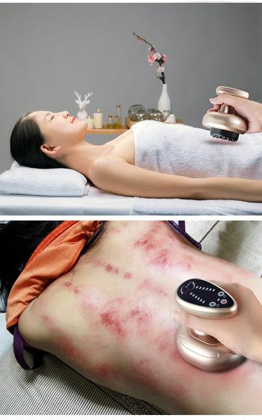 刮痧儀器 吸痧儀 五行電動疏通儀 家用操盤手淋巴排毒按摩排酸