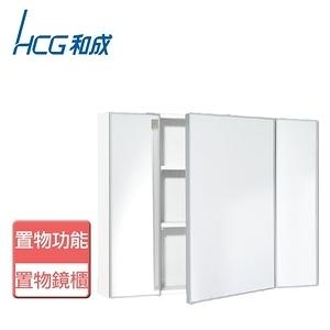 【和成】置物鏡櫃-LAG9070