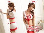 護士角色扮演 白 護士服 角色扮演 聖誕節 跨年Party 尾牙表演服 天使甜心Angel Honey