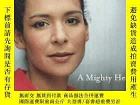二手書博民逛書店A罕見Mighty Heart: The Brave Life and Death of My Husband D