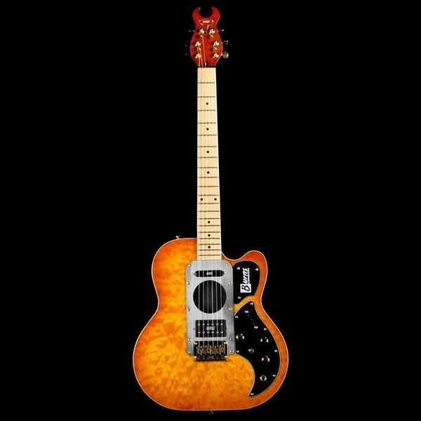 唐尼樂器︵ Burns London Steer Semi-hollow 半空心 電吉他