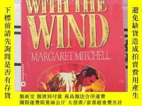 二手書博民逛書店外文書Gone罕見with the WindY24206 外文