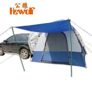戶外自駕遊最佳搭配 車載帳篷