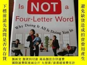 二手書博民逛書店HELP Is罕見NOT a Four-Letter WordY