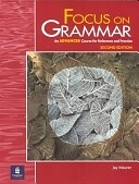 二手書博民逛書店《Focus on Grammar: An Advanced Course for Reference and Practice》 R2Y ISBN:0201383098