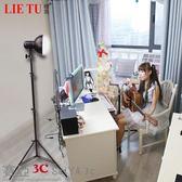 【99購物85折】小型攝影燈拍照補光燈簡易