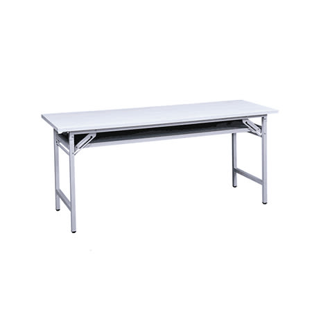 【YUDA】直角白面 W180*D90  會議桌/折合桌/摺疊桌