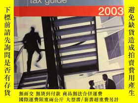 二手書博民逛書店AUSTRALIAN罕見master tax guide 200