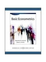 二手書博民逛書店 《Basic Econometrics》 R2Y ISBN:0071276254│Gujarati、Porter