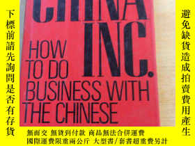 二手書博民逛書店China罕見Inc. How to do business w