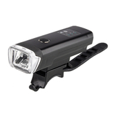 自行車前燈觸摸光感USB頭燈自行車燈騎行山地車前燈HJ-047