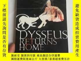 二手書博民逛書店Homer.罕見Odysseus returns homeY20