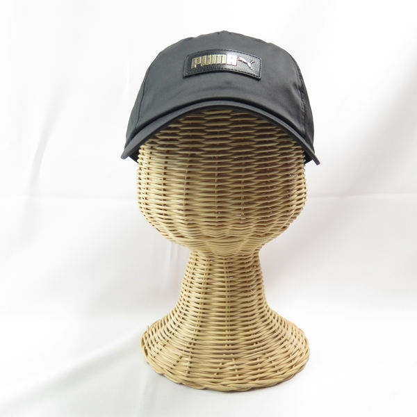 PUMA WS PREMIUM 棒球帽 老帽 02285301 後可調整式 黑【iSport愛運動】
