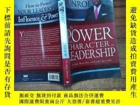 二手書博民逛書店THE罕見POWER OF CHARACTER IN LEADERSHIPY206421