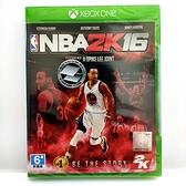 Xbox one 美國職業籃球 NBA 2K16 中文版  實物如圖 XBSX