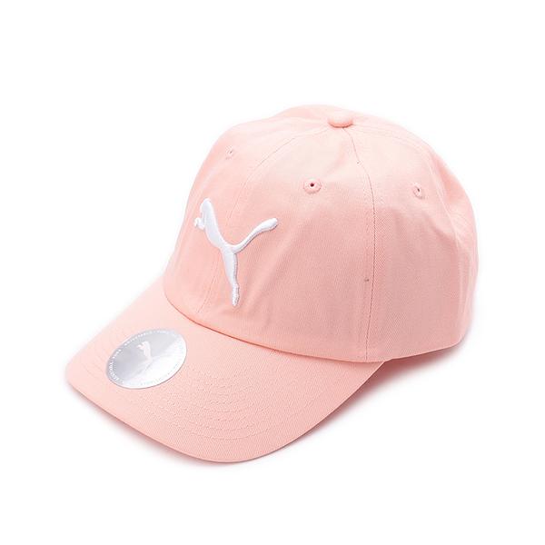 PUMA ESS 基本款棒球帽 杏桃粉 022416-33
